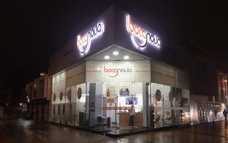 Bocanova - Niza, Bogotá